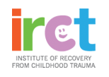 Institute for the Recovery of Childhood Trauma logo