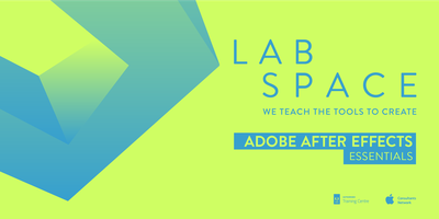 Adobe After Effects Essentials Course Melbourne LSAD