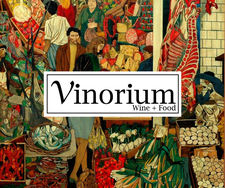 Vinorium Wine + Food logo