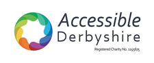 Accessible Derbyshire logo