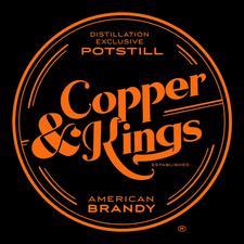 Copper & Kings American Brandy Company logo