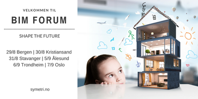 BIM Forum - Shape the future: Ålesund