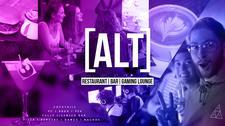 [ALT] Video Gaming Lounge logo