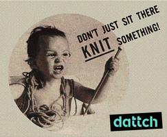 London Stitch 'n Bitch with Dattch