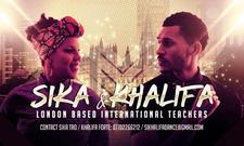 Sika Tro & Khalifa Forte logo