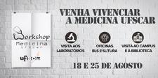 Workshop Medicina UFSCar logo
