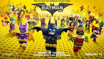 School Holiday Movie Screening - The Batman Lego Movie
