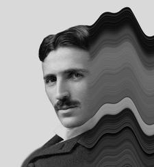 Nikola Tesla SRPSKI x MCIC  logo
