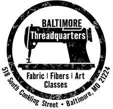 Baltimore Threadquarters logo