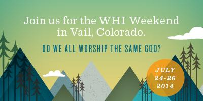 White Horse Inn Weekend 2014 - Do We All Worship the...