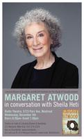 Margaret Atwood in conversation with Sheila Heti...