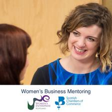 Women's Business Mentoring logo