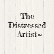 The Distressed Artist logo
