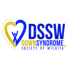 Down Syndrome Society of Wichita logo
