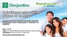 CAISSE DESJARDINS Y REPATRIACION LATINA-PROASIST SERVICE INC.  logo