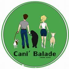 Cani'Balade Rhône Alpes logo