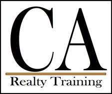 CA Realty Training logo