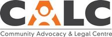 Community Advocacy & Legal Centre logo