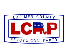 Larimer County Republican Party logo