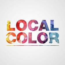 Local Color powered by Exhibition District logo
