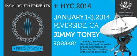 2014 SoCal Holiday Youth Convention - Frequency