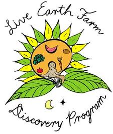 Farm Discovery at Live Earth logo