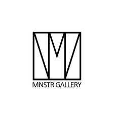 MNSTR Gallery logo