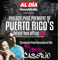 AL DIA's Film Series Presents: Por Amor en el Caserio