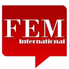 FEM International  logo