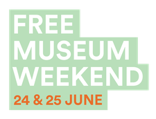 Free Museum Weekend logo