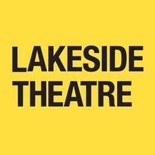 Lakeside Theatre and the Albert Sloman Library  logo