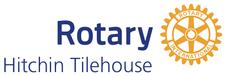Rotary Club of Hitchin Tilehouse logo