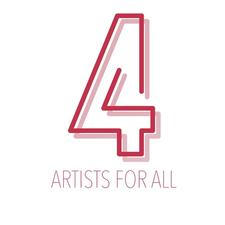 Artists for All logo