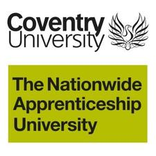 Coventry University: The Nationwide Apprenticeship University logo