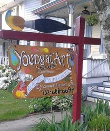 Young at Art Studio Matawan  logo