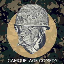 Camouflage Comedy logo