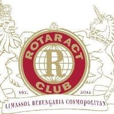Rotaract Club of Limassol Berengaria Cosmopolitan logo