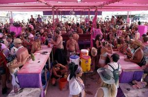 Sat 6/30 - Pink Mammoth's Official Burning Man Camp...