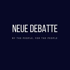 Neue Debatte - Magazin für Journalismus und Wissenschaft von unten logo