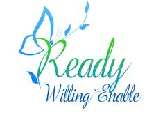 Ready Willing Enable logo