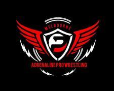 ADRENALINE PROFESSIONAL WRESTLING logo