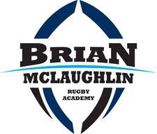 Brian McLoughlin Rugby Academy logo