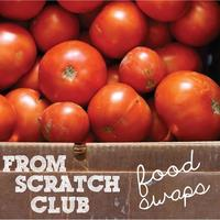 {FSC SWAPPERS: TROY} AUGUST 'FOOD IN JARS' FOOD SWAP