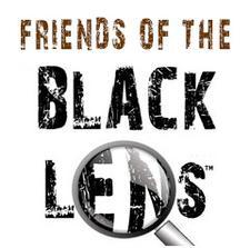 Friends of the Black Lens logo