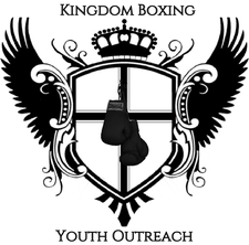 Kingdom Boxing & Youth Outreach logo