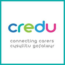 Credu Connecting Carers logo