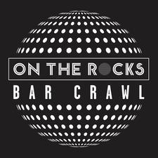 On The Rocks Bar Crawl logo