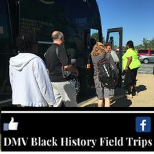 DMV Black History Field Trips logo