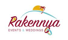 Rakennya Events & Weddings logo