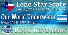 World of Water/Our World Underwater logo